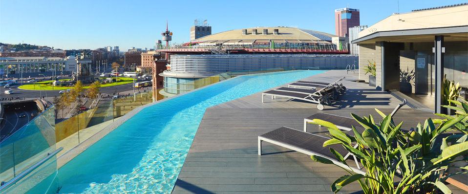 Verychic ventes priv es d 39 h tels extraordinaires t for Hoteles con piscina en cuenca