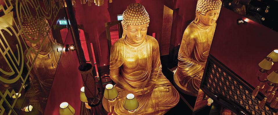buddha bar hotel budapest klotild palace verychic ventes priv es d 39 h tels extraordinaires. Black Bedroom Furniture Sets. Home Design Ideas