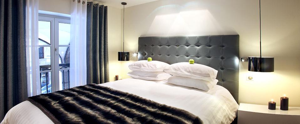 petit h tel confidentiel verychic ventes priv es d. Black Bedroom Furniture Sets. Home Design Ideas