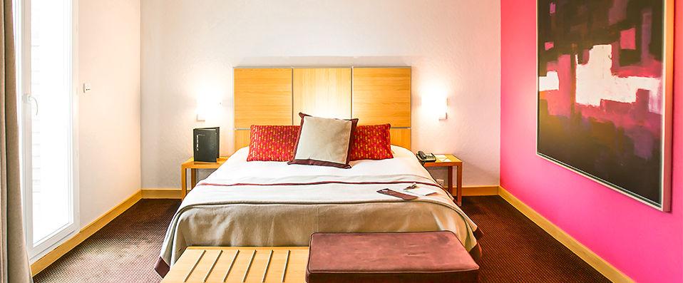 le richebourg hotel restaurant spa verychic ventes priv es d 39 h tels extraordinaires. Black Bedroom Furniture Sets. Home Design Ideas