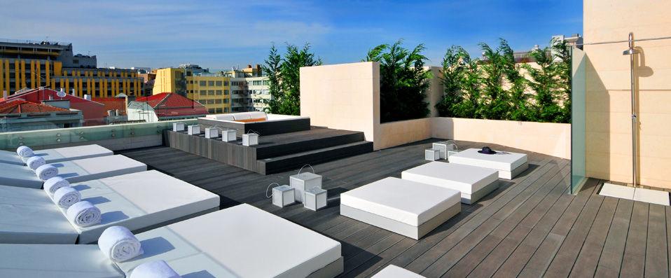 verychic ventes priv es d 39 h tels extraordinaires vacances de no l portugal. Black Bedroom Furniture Sets. Home Design Ideas