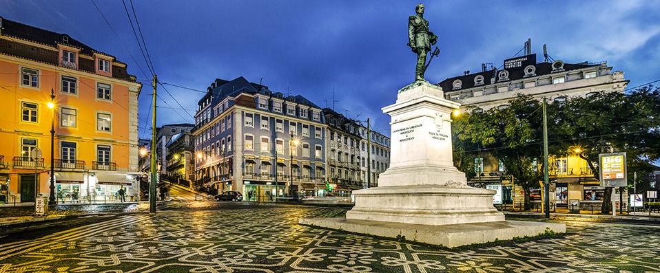 Les merveilles du portugal de porto lisbonne en h tels for Hotels 4 etoiles lisbonne