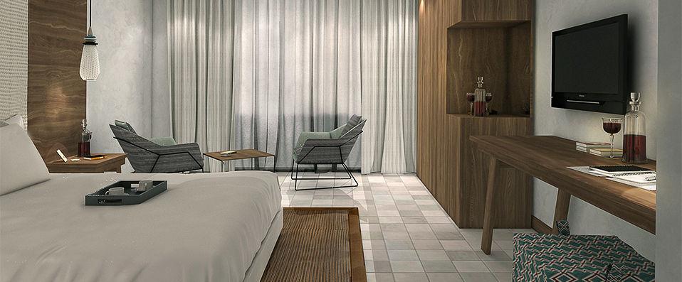 kube hotel verychic ventes priv es d 39 h tels extraordinaires. Black Bedroom Furniture Sets. Home Design Ideas