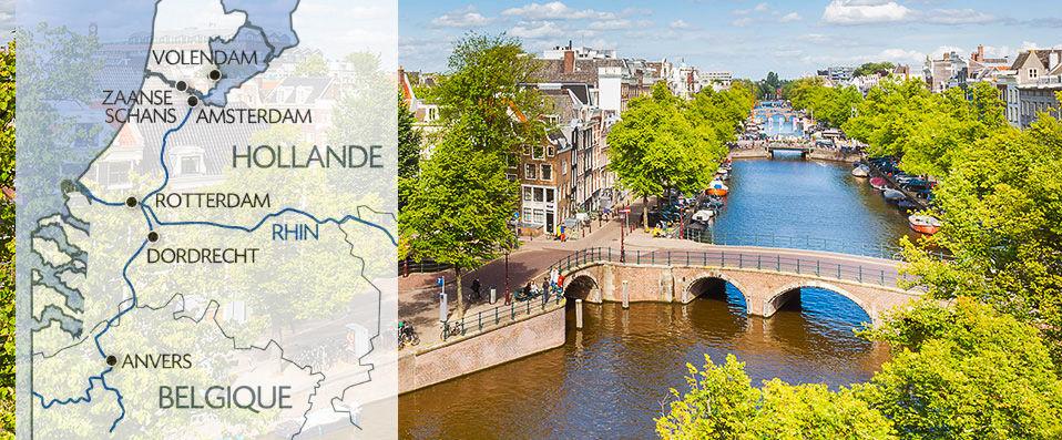 Hollande belgique croisiere en hollande et bel en vente priv e chez v - Vente privee livraison belgique ...