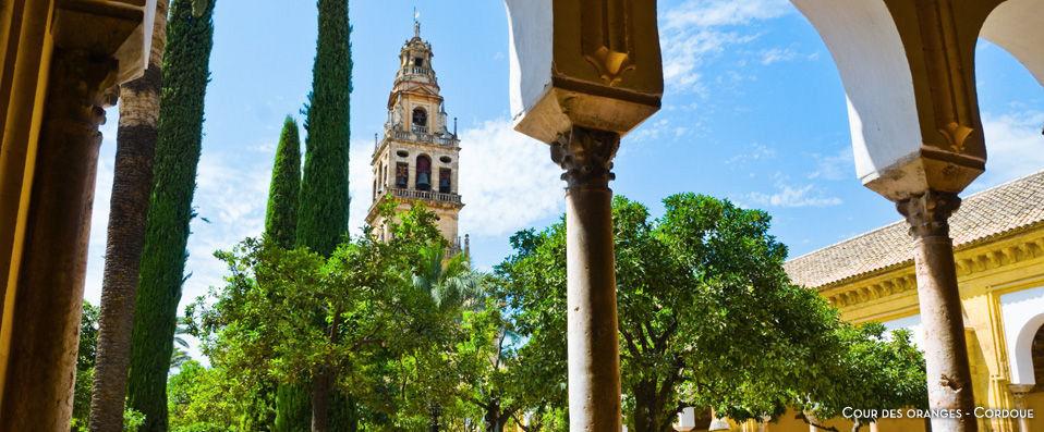 Casas de la juder a de c rdoba verychic exceptional - Inmobiliarias en cordoba espana ...