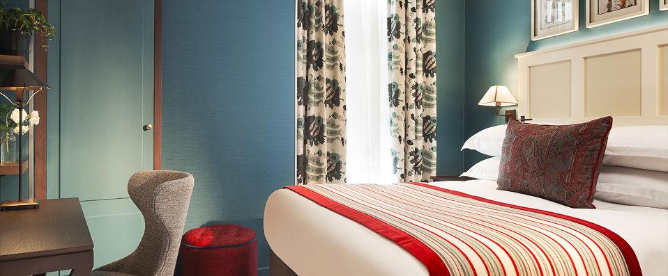 h tel les tournelles verychic ventes priv es d 39 h tels extraordinaires. Black Bedroom Furniture Sets. Home Design Ideas
