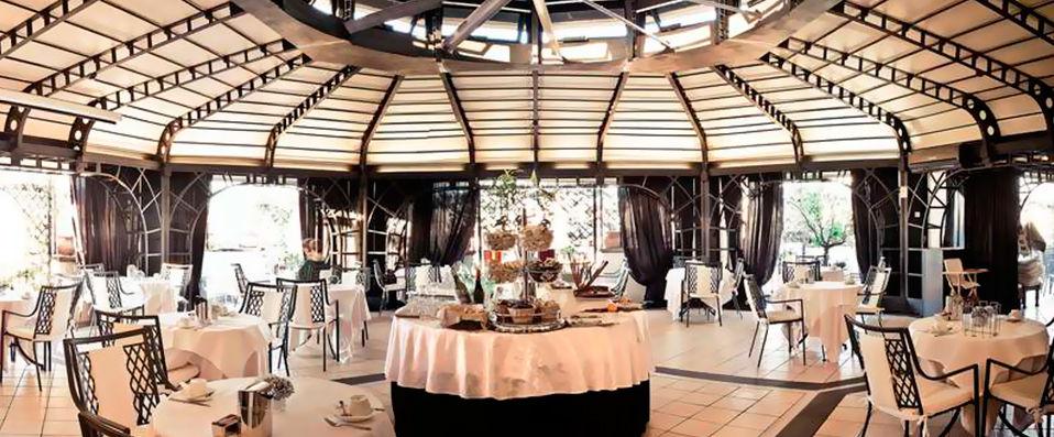 Isa design hotel verychic ventes priv es d 39 h tels for Design hotel isa roma